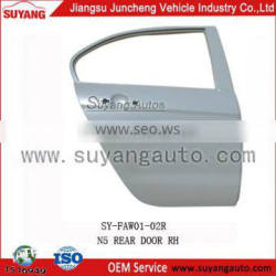 Popular item JUNCHENG FAW N5 middle door best selling auto parts