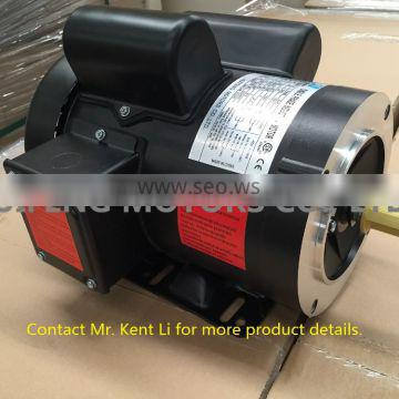 Heavy Duty Single phase CSA certificated 1.5HP 56 Frame NEMA Motor