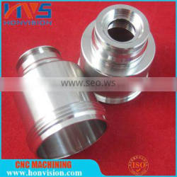CNC machining service stainless steel polished bushes