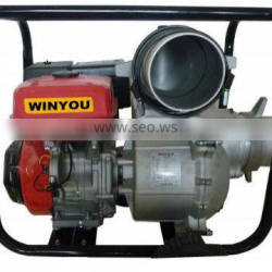WINYOU Water Pump with 6.0 inches caliber ,15.0HP petrol engine.