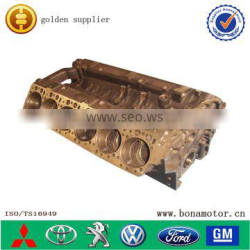 auto engine parts for BENZ OM444 L6 cylinder block