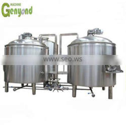 500l Stainless Steel Beer Brewing Machine