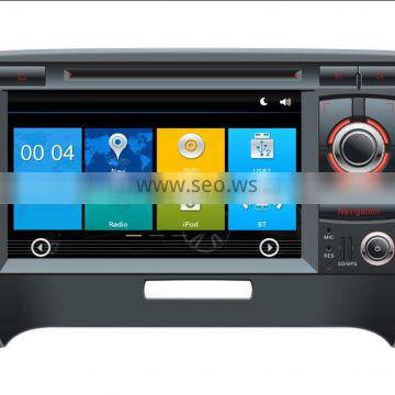 HOT sell 7inch universal car radio for Audi with WINCE 6.0 system 3G WiFi OBDII DVR function