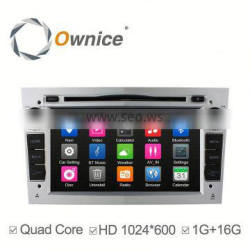 "7"" Ownice c300 Android 4.4 Quad Core car stereo GPS for Opel AstraVectra Corsa with 16 ROM TPMS"