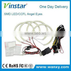 Car accessories led angel eyes led angel eyes for bmw e46 compact