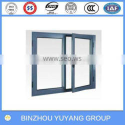 Aluminum 6063 Grade Extrusion Scrap for Inswing and Outswing Casement Window