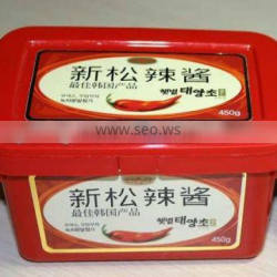 Injection Plastic Container from China