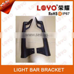 Hottest steel mounting brackets for led bar