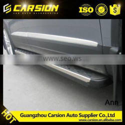 Aluminium alloy Running board For vw tiguan 2010 side step bar from Carsion