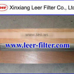 Pleated Stainless Steel Mesh Filter Element