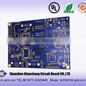 LatticeECP DB32 DauBoard Impedance PCBs Single-sided flexible PCBs Quick-turnaround PCBs pcb milling machines in wood router