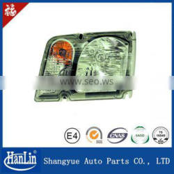 good performance LHD electrical truck head lamp for volvo fl