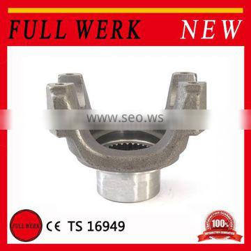 Forged and heat treated Forged Steel Pinion Yokes
