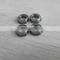 F684ZZ MF104ZZ F694ZZ stainless steel flange bearings for printing machinery
