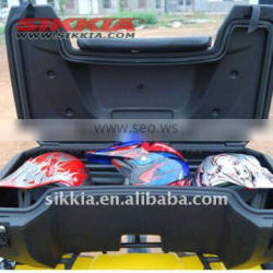 ATV QUAD REAR TAIL STORAGE CARGO LUGGAGE BOX/top case