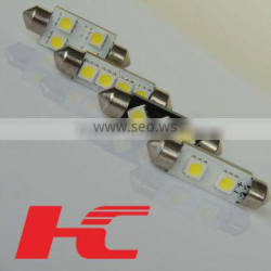 festoon led for car 2/3/4 5050 SMD with Canbus Funcation high Brightness!