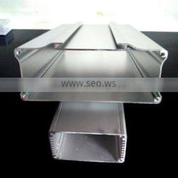 High quality clear anodized metal enclosure (aluminium enclosure, extruded aluminum enclosure)