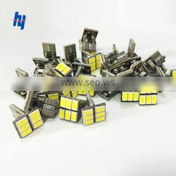 T10 5630 6SMD pcb Canbus LED 12V Bulb Car Interior Led Light