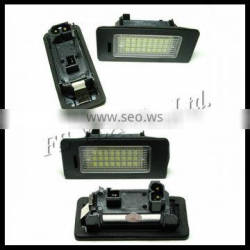 led license plate light replacement number light for bmw e90 e70 e71 e39 license number plate lamps