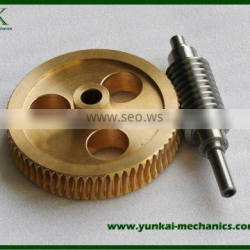 Precision cnc custom machining gears, small gears, small mould gears
