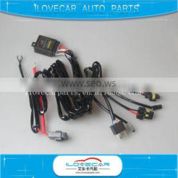 FACTORY PRICE H4 wiring harness controller /Hi/LO beam controller /cable wiring for XINON H4 LIGHT