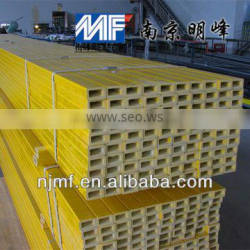 Fiberglass FRP Rectangular tube