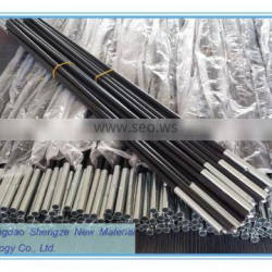 FRP Pultrusion hollow rod/ FRP insulation tent pole / tent supporting bar