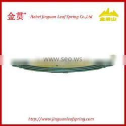 SUP9 60SI2MN parabolic front leaf spring in china