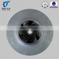 China Stainless steel impeller OEM casting