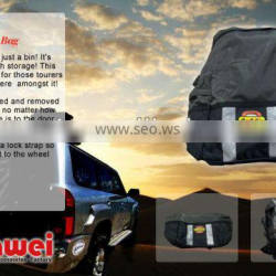 Polyester fabric 4x4 Rear Tyre Bag