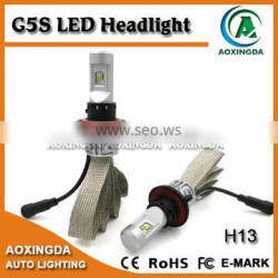 4000LM PHILIP LUXEON ZES H13 high low dual beam LED headlight bulb for car head lamp