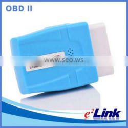 Real time vehicle gps tracker obdii