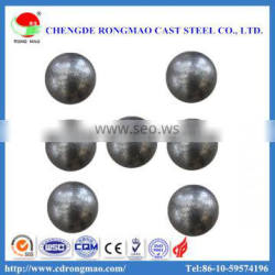 DIA80mm 100mm High Chrome Cast Iron Grinding Ball For Mill China Supplier