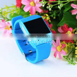 GPS watch with heart rate