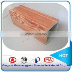 FRP Square Tube/Insulation aging glass steel pipe/Pultruded UV protection durable high strength FRP Square Tube