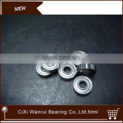 hot sale high speed and low noise chrome steel bearing 608z price
