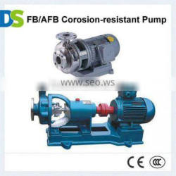 FB/AFB Corrosion Resistant Centrifugal Chemical Pump