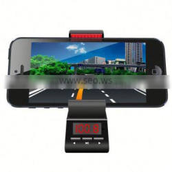2014 hot selling Car Holder with FM for smart phone FM29