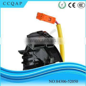 OEM 84306-52050 China manufacturers best car parts spiral cable sub assy wholesale price clock spring airbag