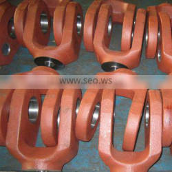 investment casting and machining shackles according to drawing