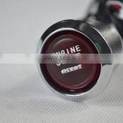 2013 New Smart push button keyless lock with engine start and car alarm