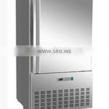 Cold& Thermal cycling IQF cabinet/Commercial Stainless Steel Upright Freezer/freezing machine/refrigerator