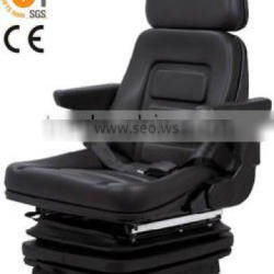 replacement suspension seats for heavy equipment and light construction machinery