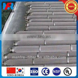 China professional manufacturer supply micron rating stainless steel metal filter element