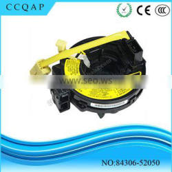 High performance automobile airbag clockspring spiral cable sub-assy 84306-52050 for Toyota MR2 RAV4