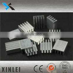 China manufacturer supply online shopping aluminum extrusion heatsink 9X4MM