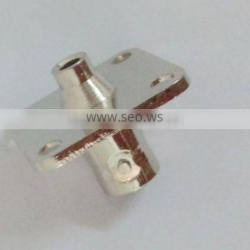 hot sell bnc female jack pcb flange connector