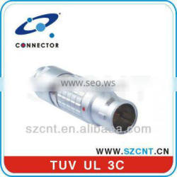 Manufactory supply the more pins metal connectors with lowest price