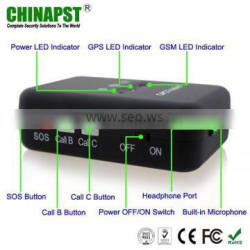 Cheap 4MB flash memory GPRS/GSM 850/900/1800/1900Mhz gps tracker for pets PST-T100S