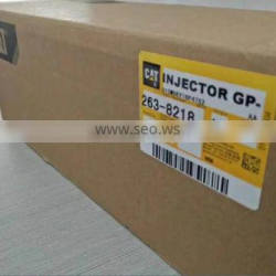 Supply C7 fuel injector 2638218 for E329D